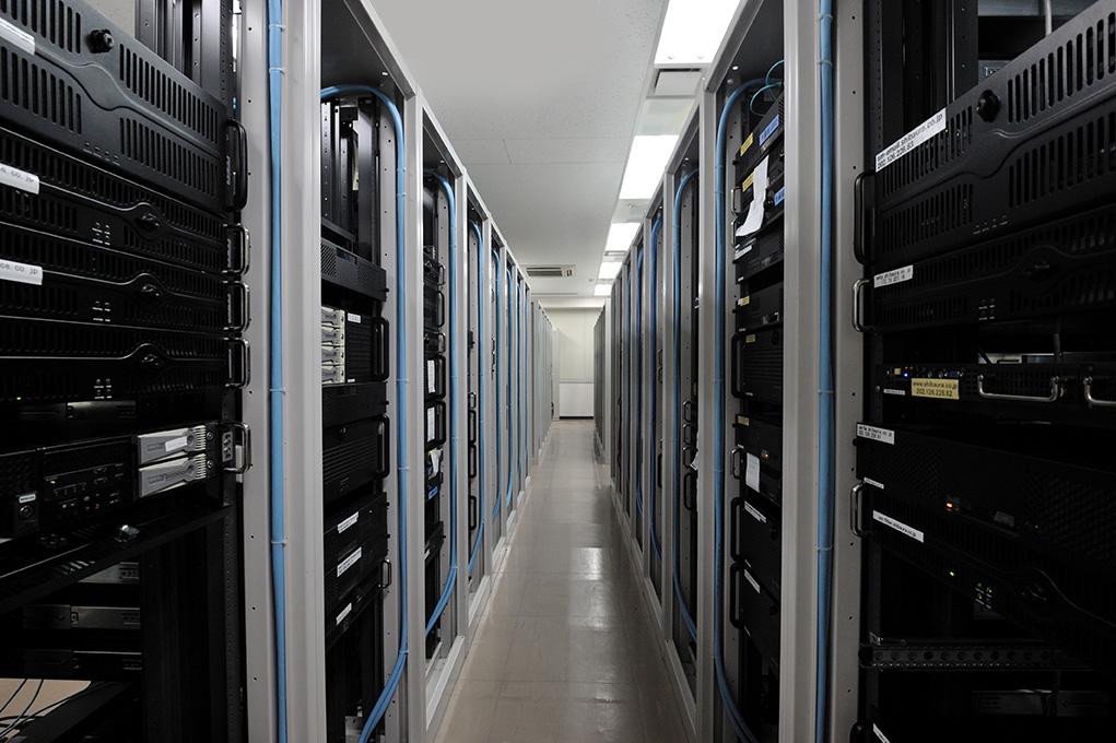 自社データセンター